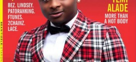 Sean Tizzle Graces Bubbles Magazine Cover For January
