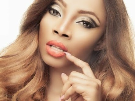 Toke Makinwa Looking To Storm Into Nollywood