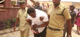 PHOTONEWS : Nigerian Man Accused Of Killing Banker Wife Is Sentenced To Death In Lagos