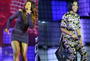 Brandy Expresses Desire To Duet With Tiwa Savage
