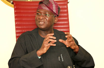I want a successor that would surpass my achievements in office -Fashola