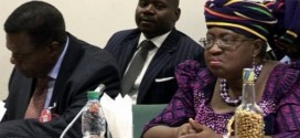 Finance Minister, Ngozi Okonjo-Iweala before the House committee on Finance