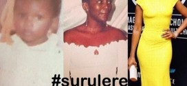 Genevieve Shares Childhood Picture