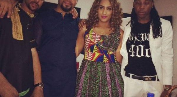 Majid Michel And Juliet Ibrahim Paired In a Nollywood/Hollywood Film