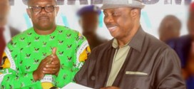 Peter Obi hands over to Obiano