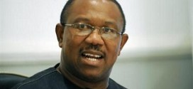 Outgoing Governor of Anambra State Peter Obi