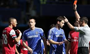 Chelsea humilated Arsenal at Stamdford Bridge with 6-0 Defeat