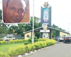 "OAU part-four law student commits suicide; ""bury my books with me"" –Deceased"