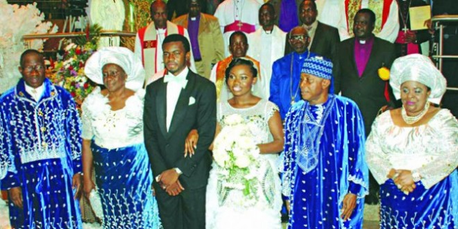 Jonathan advises daughter, son-in-law to always resolve marital problems themselves