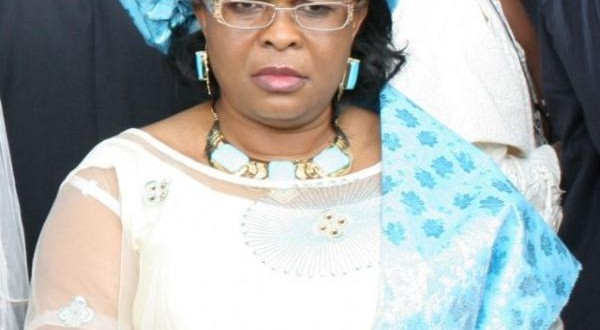 Patience Jonathan Steps Into Nollywood, Calls For Partnership With Bollywood