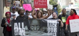 Kidnapped Nigerian Girls Rally in NY