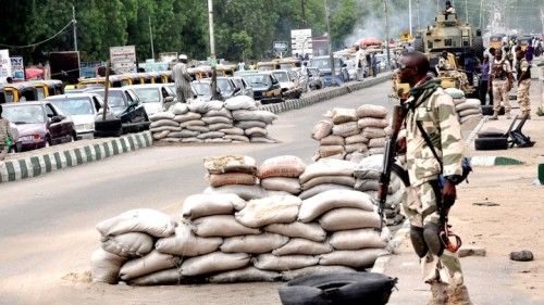 Nigerian troops  finally recaptures Gwoza town