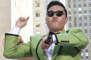 Gangnam video first to hit two billion views on YouTube