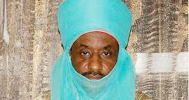 Emir Sanusi Secretly Marries 18-Year Old Adamawa Princess