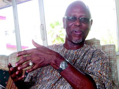 Fayose and other critics of Buhari's foreign trips are ignorant – Oyegun