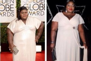 Eniola Badmus Compares Herself With Gabourey Sidibe [Pictures]