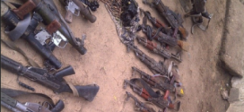 UN Raises The Alarm Over 350m Illicit Weapons In Nigeria