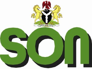 Standards Organisation of Nigeria (SON) logo