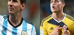 World Cup 2014: Colombia's James Rodriguez Deserves the Golden Ball Award NOT Lionel Messi –Diego Maradona