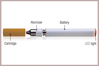 E-cigarettes should be banned for minors