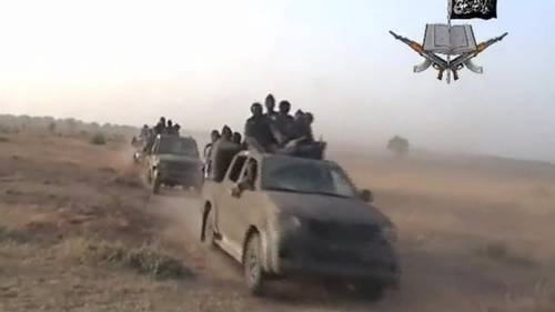 Boko Haram Insurgents relocating