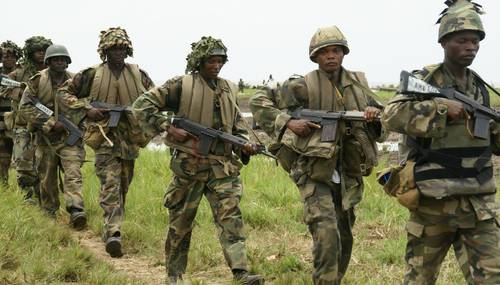 Troops Capture Boko Haram Leader, Kill 60 Insurgents In Konduga