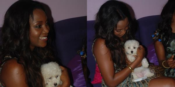 Up Close and Personal With Genevieve Nnaji In Pictures