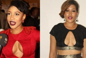 Photo Journalist Attacks Actress, Adunni Ade AND Tonto Dikeh on Red Carpet