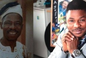 How Yinka Ayefele's Father Died At His Birthday Party