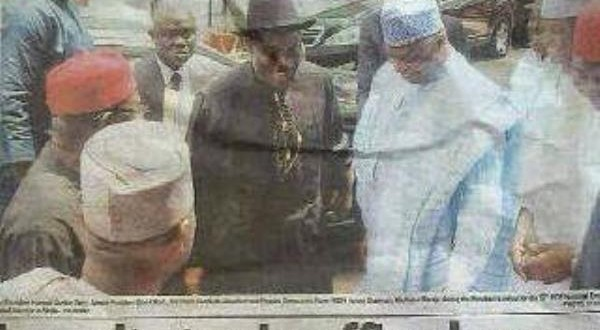 President Jonathan's Insatiable Quest For More Power