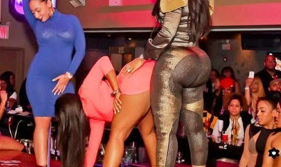 Checkout; Pics From A High Class Le$bian Party (18+)