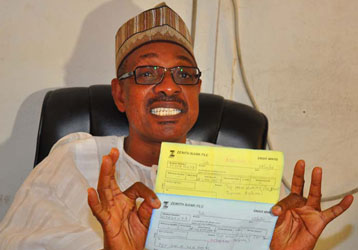 PDP Presidential Ticket: Clark Set Me UP, I've Not Stepped Down For Jonathan – Tafawa-Balewa