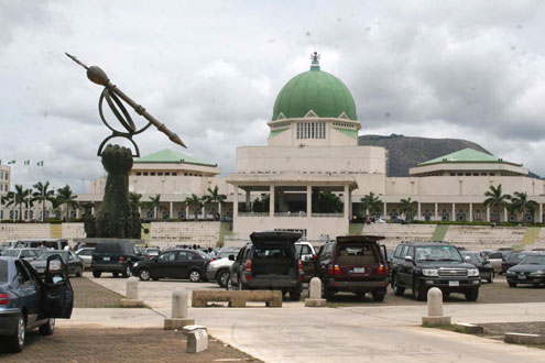 BREAKING: Security operatives take over National Assembly, Speaker Tambuwal blocked from entering the Assembly