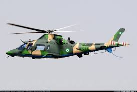 Another military helicopter crashes in Adamawa
