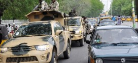 Nigerian-soldiers-on-patrol-in-Maiduguri