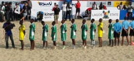 Super Sand Eagles Set For Back-To-Back Win In COPA Lagos Beach Soccer