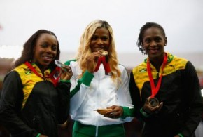 Blessing Okagbare emerges world best sprinter