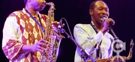 Femi and Seun Kuti