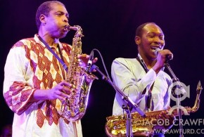 I'll work with Femi only when I'm in serious need of Money –Seun Kuti