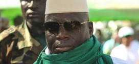 Gambia attempted coup plot: President Yayha Jammeh returns home