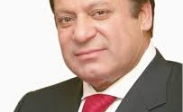 Pakistani leader Nawaz Sharif
