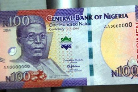 New N100 Notes goes into circulation on Friday