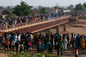 Nigerians deported from Cameroon