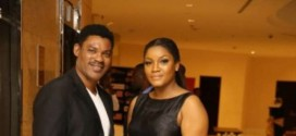 Omotola and Hubby, Matthew Ekeinde