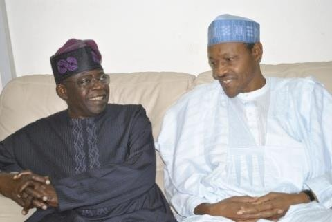 Tinubu backs Buhari over new petrol price