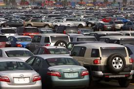Tokunbo cars to cost more from 1st of January 2015
