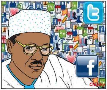 2015 Elections: Buhari takes campaign to Facebook