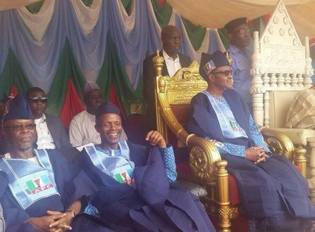 Lagos APC promises to deliver 85 percent votes to Buhari