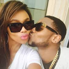 D'banj in new sizzling romance with South African Media Personality 'Queen B'