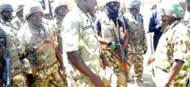 Nigerian Troops Battle Ready for Boko Haram Insurgents